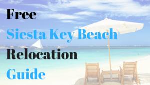 Siesta Key Beach Relocation Guide